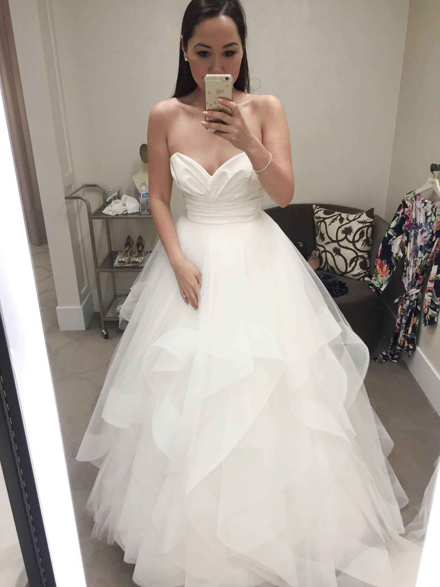 Wedding Dress Shopping Chronicles - Chase Amie
