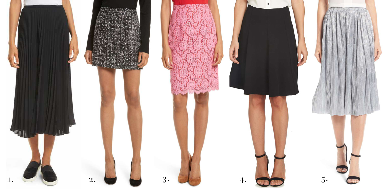 5244e7a8beb7 Nordstrom anniversary sale 2017 skirts - Chase Amie