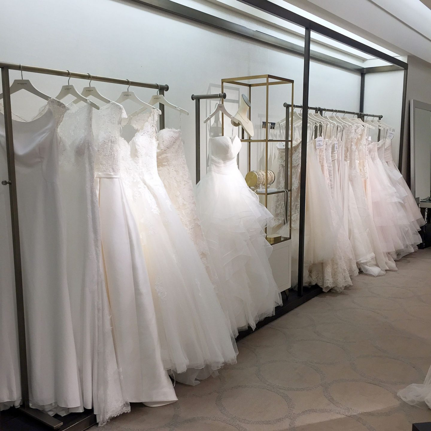 Bridal Boutique Nordstrom Brea Mall