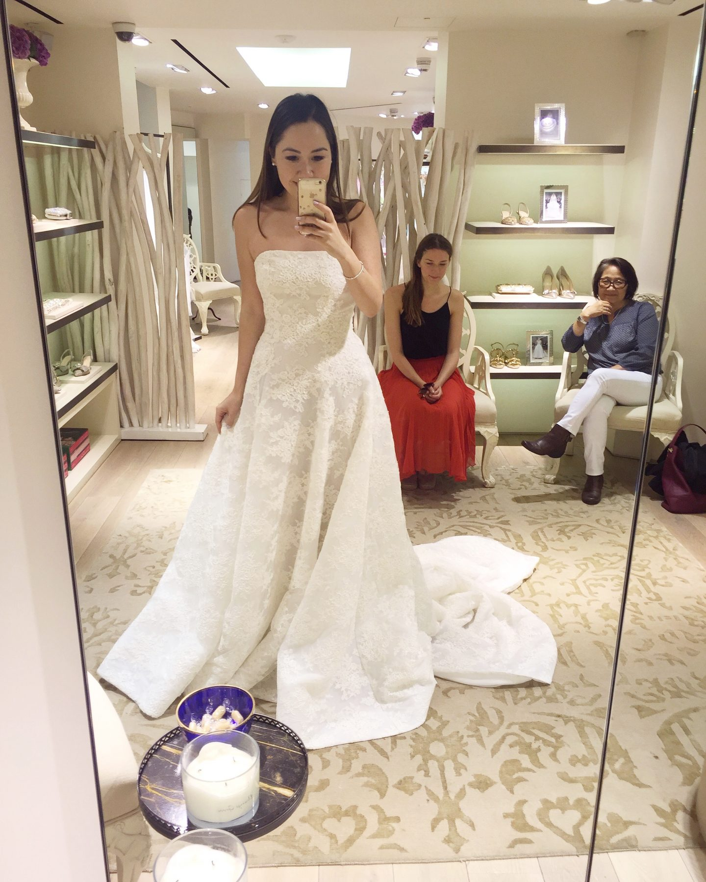 df58b727e3 Wedding Dress Shopping Chronicles - Part 2! - Chase Amie