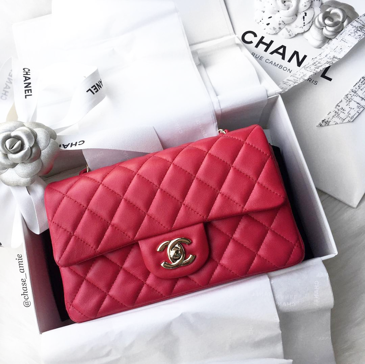 0d6e1229669c What Steps Should I Take To Score a Chanel Mini?