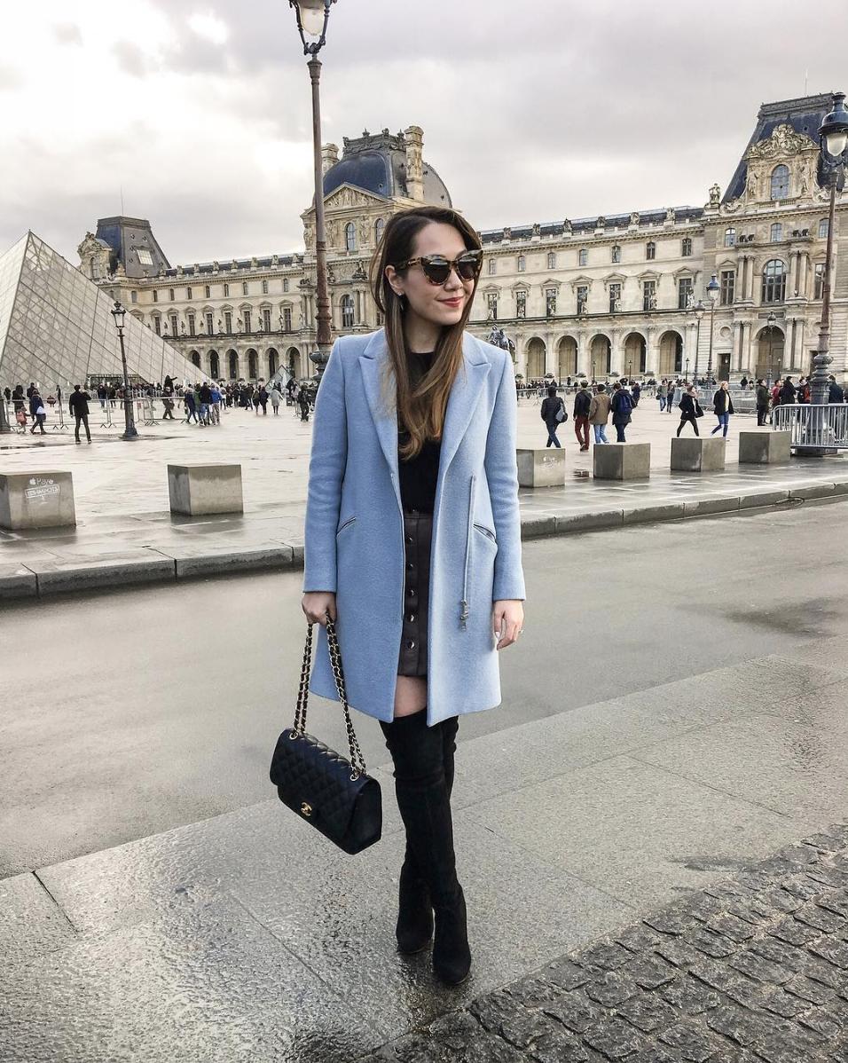 Louvre Instagram