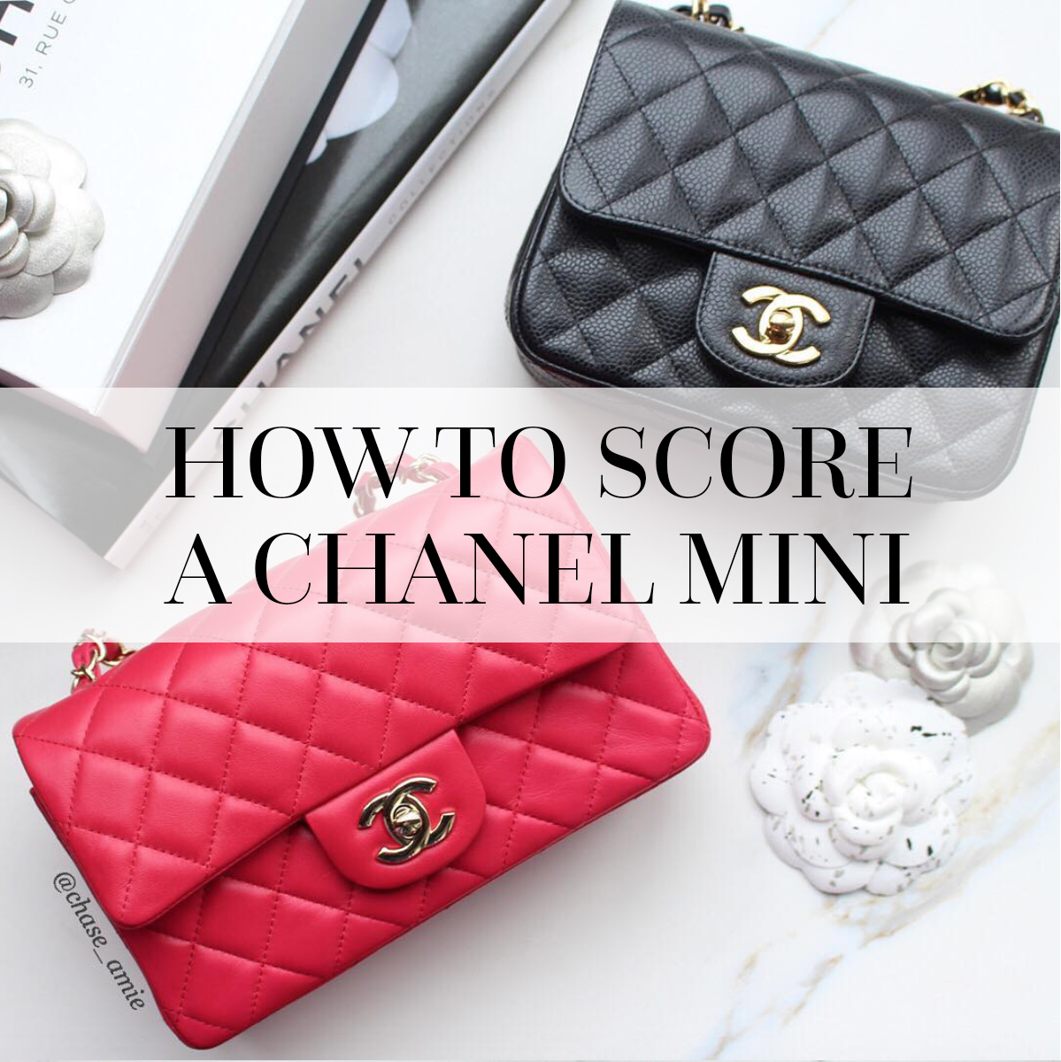 8af4dae4a99d The Best First Chanel Bag  - Chase Amie