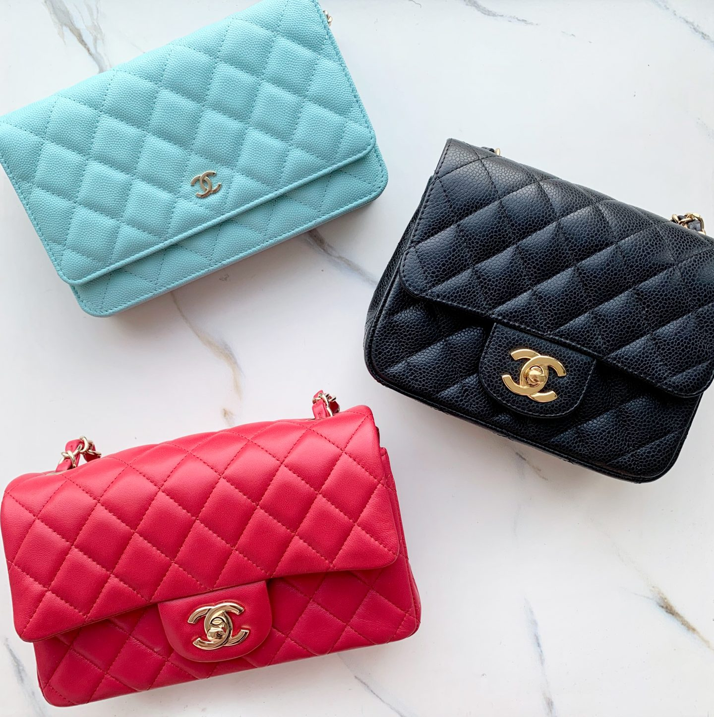 c443f849ca93e0 The Best First Chanel Bag? - Chase Amie