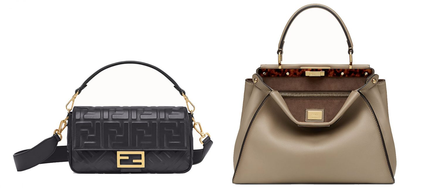 cac2d93eed80 Valentino Rockstud Tote. Is it just me or are Fendi killing it at the  moment  A new peekaboo has long been on my list and I m determined this is  going to be ...