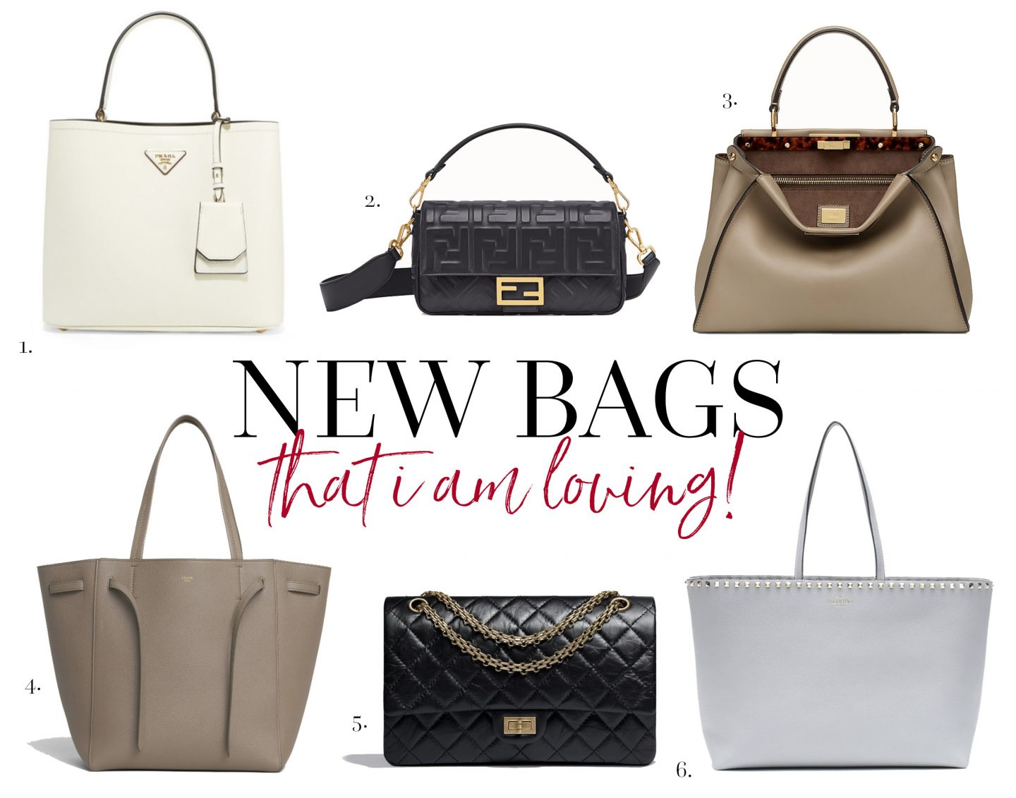 5c39b1948 The new collections are now arriving in store and there are SO many cute  items! I wasn't feeling particularly inspired by any of the new bag  releases ...