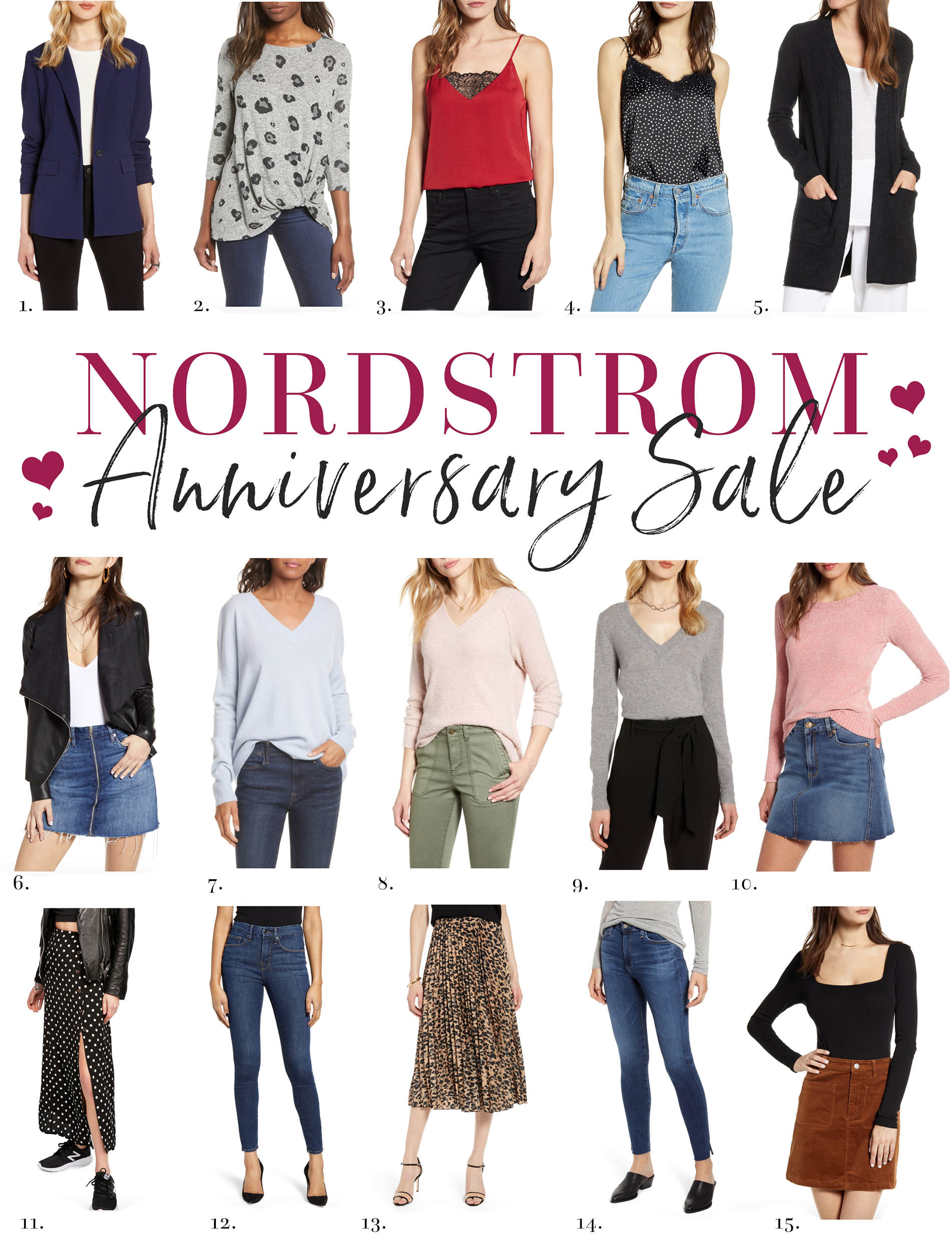 4d8501ee66d Nordstrom Anniversary Sale Picks & Giveaway!! - Chase Amie